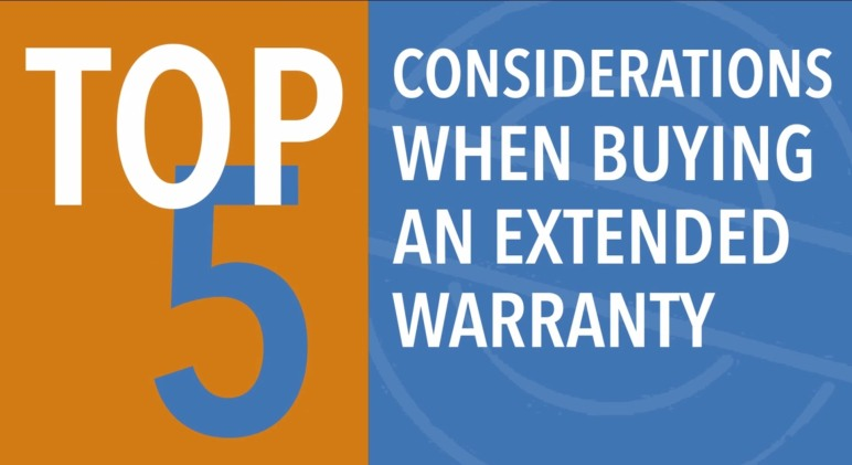 extended warranty tips